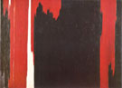 1954 - Clyfford Still reproduction oil painting