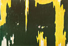 1951 NO 2 - Clyfford Still reproduction oil painting