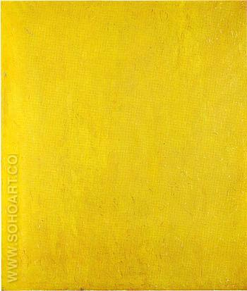 NOVEMBER 1950 - Clyfford Still reproduction oil painting