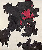 July 1948 C - Clyfford Still reproduction oil painting