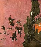 1948 B - Clyfford Still reproduction oil painting