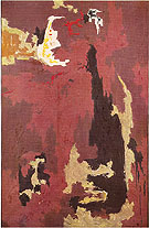 1946 L - Clyfford Still reproduction oil painting