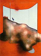 Sand Dune 1983 - Francis Bacon