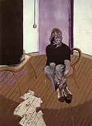 Self Portrait 1973 - Francis Bacon