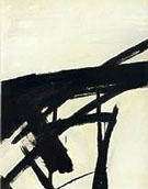 Initiale 2959 - Franz Kline reproduction oil painting