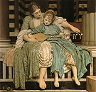 Music Lesson 1887 - Frederick Lord Leighton