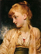 Gulnihal 1886 - Frederick Lord Leighton reproduction oil painting