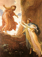 The Return of Persephone 1891 - Frederick Lord Leighton reproduction oil painting