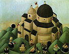 The Great Celebration 1966 - Fernando Botero reproduction oil painting