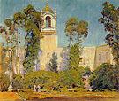 Montezuma Garden 1922 - Alson Skinner Clark reproduction oil painting