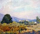 Monterey Park 1925 - Alson Skinner Clark reproduction oil painting