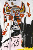 Untitled - Jean-Michel-Basquiat