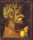 Winter  1563 - Giuseppe Arcimboldo reproduction oil painting