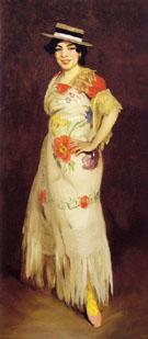 El Tango 1908 - Robert Henri