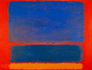 Blue Orange Red SF - Mark Rothko
