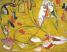 Provincetown House 1940 - Hans Hofmann reproduction oil painting