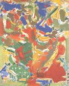 Untitled 14 1956 - Hans Hofmann reproduction oil painting