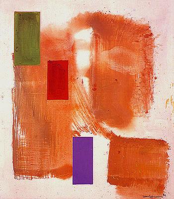 Orhheus 1962 - Hans Hofmann reproduction oil painting