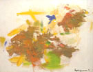 Rossignol 1963 - Hans Hofmann reproduction oil painting