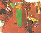 Golden Glow 1963 - Hans Hofmann reproduction oil painting