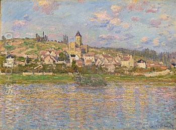 Vetheuil 1879 - Claude Monet reproduction oil painting