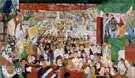 Entry of Christ into Brussels 1898 - James Ensor