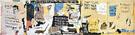 Undiscovered Genius of the Mississippi Delta 1983 - Jean-Michel-Basquiat