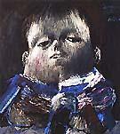 EI nino de Vallecas 1959 - Fernando Botero reproduction oil painting