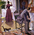 Sunday c1880 - Paul Signac