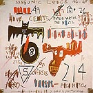 Television and Cruelty to Animals 1983 - Jean-Michel-Basquiat