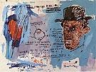 50c Piece 1982 - Jean-Michel-Basquiat