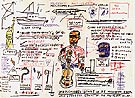 Undiscovered Genius 1982 - Jean-Michel-Basquiat
