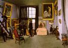 The Artist's Studio 9 Rue de la Condomine - Frederic Bazille