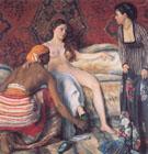 La Toilette 1870 - Frederic Bazille