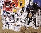 Peso Neto 1981 - Jean-Michel-Basquiat