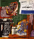 Sienna 1984 - Jean-Michel-Basquiat