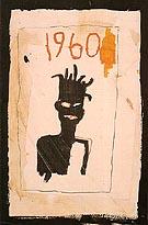 Untitled 1960 1983 - Jean-Michel-Basquiat