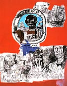 Logo 1984 - Jean-Michel-Basquiat