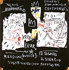 A Panel of Experts 1982 - Jean-Michel-Basquiat