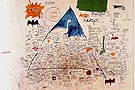 Untitled 1987 - Jean-Michel-Basquiat