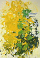 LArbre de Phyllis 1991 - Joan Mitchell reproduction oil painting