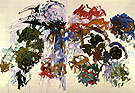 Sunflowers 1990 - Joan Mitchell
