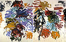 Wind 1990 - Joan Mitchell reproduction oil painting