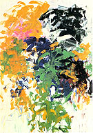Harm s Way 1987 - Joan Mitchell reproduction oil painting