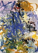 Before Again IV 1985 - Joan Mitchell reproduction oil painting