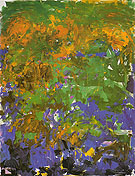 La Grand Vallee I 1983 - Joan Mitchell reproduction oil painting