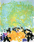 Another 1980 - Joan Mitchell reproduction oil painting
