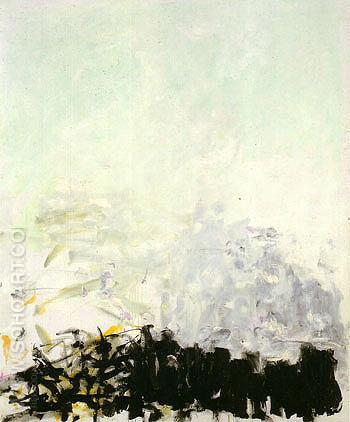 Bareg 1980 - Joan Mitchell reproduction oil painting