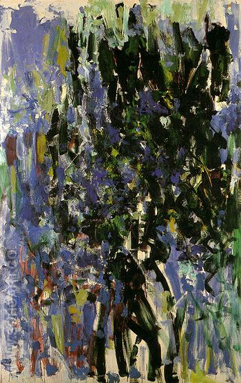 Green Tree 1976 - Joan Mitchell reproduction oil painting