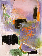 Mooring 1971 - Joan Mitchell reproduction oil painting
